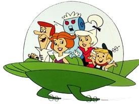 Jetsons Family Photo
